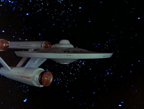 Our first look at the USS Enterprise