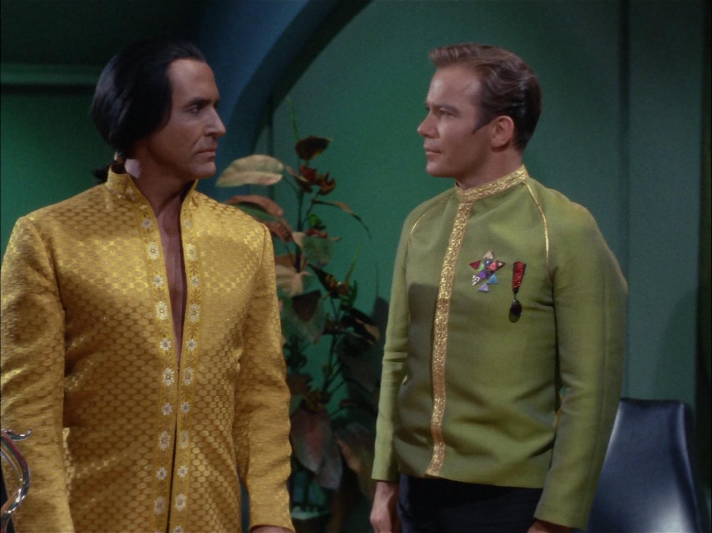 Khan Star Trek Space Seed