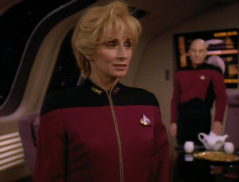 As a Starfleet Admiral, it's my job to make bad decisions so the Enterprise crew can look good