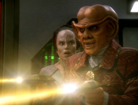 The first rule of acquisition is... don't f**k with the brothers Quark!