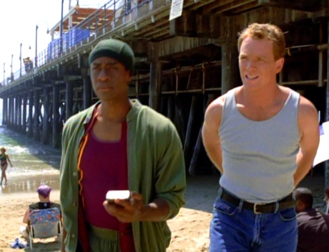 """Tuvok and Paris: Beach Justice"" up next after an all new episode of ""Blossom"""