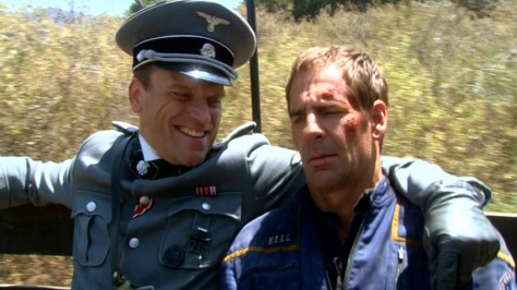 It's OK Scott Bakula. We're all sick and tired of the Temporal Cold War story line.