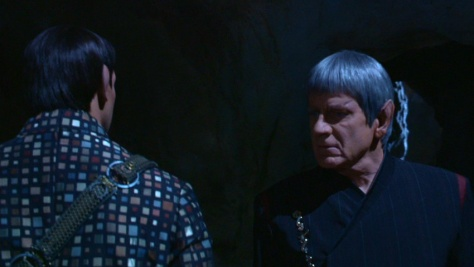 Let's continue this nefarious Romulan plan in Season 5...