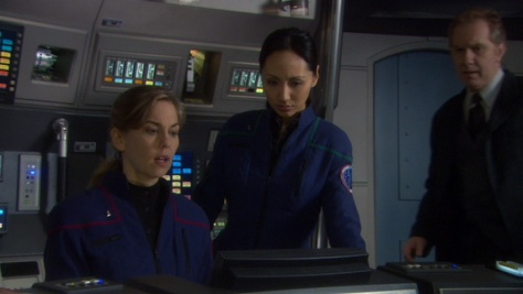 Ensigns bossing around other ensigns. Did Starfleet run out of Lt. Commanders?
