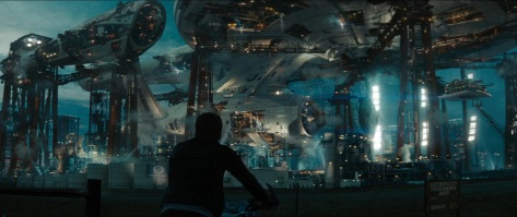 WHY WOULD YOU BUILD A STARSHIP DEEP IN AN ATMOSPHERE AND A GRAVITY WELL?! WHY? WHY?!!
